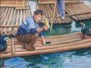 Fishing With Commorants