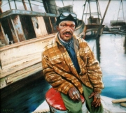 Salvage Worker, NY Harbor
