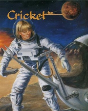 Cricket Magazine Cover