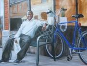 The Encroaching Bike