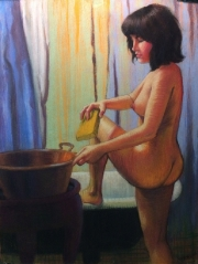 Sponge-Bath